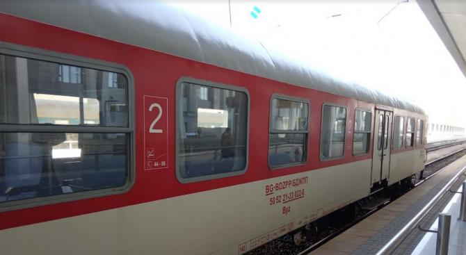 """""""БДЖ - Пътнически превози"""" ЕООД поетапно обновява вагоните в съставите"""