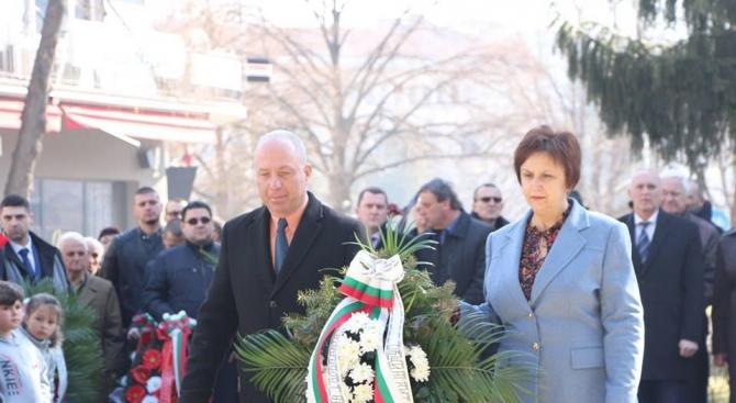 146-та годишнина от гибелта на Апостола на българската свобода събра