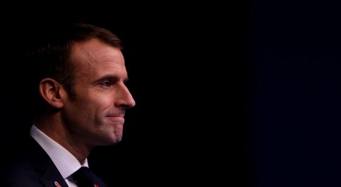 Франция подкрепя териториалната цялост на Грузия, заяви френският президент Еманюел