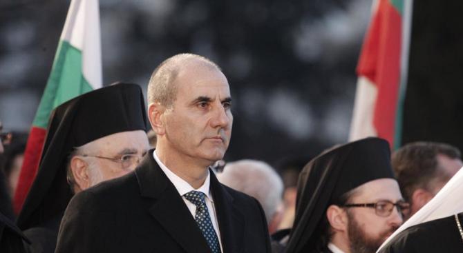 Заместник-председателят на ГЕРБ и лидер на парламентарната група на партията