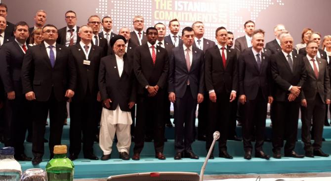 Снимка: Министър Маринов участва в Шестата министерска конференция на Будапещенския процес