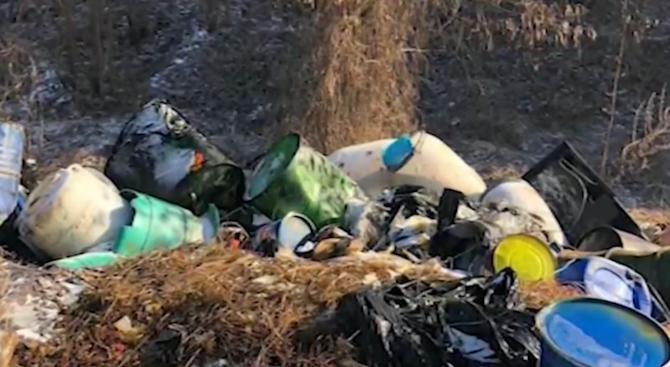 Около 25 хиляди лева струва унищожаването на тоновете опасни отпадъци,