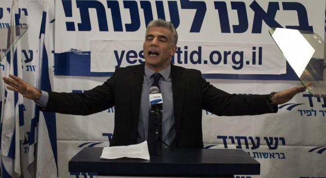 Двамата основни опоненти на израелския премиер Бенямин Нетаняху обявиха, че