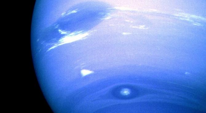 Новооткритата и най-малка луна на Нептун вероятно е древна отломка