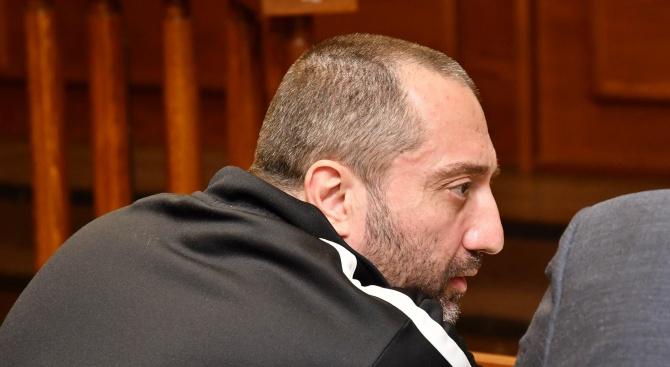 Апелативният специализиран съд гледа мярката на Димитър Желязков, по известен