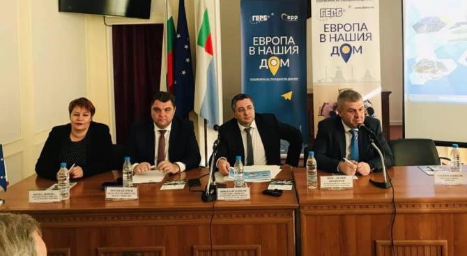 Регионалната политика е насочена към регионите и градовете в ЕС,