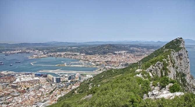 Снимка: Загадъчната стъпка в Гибралтар вероятно е от неандерталец