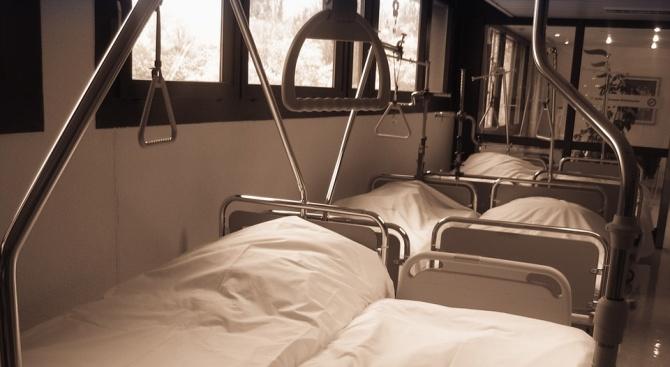 Броят на смъртните случаи в резултат на грипния вирус в
