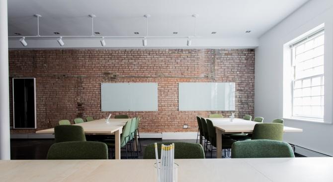 Създаване на повече пространства за учене в школата и кътове,