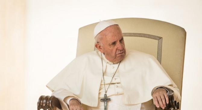 Папа Франциск очаква конкретни мерки в борбата срещу педофилията в