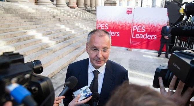 Партията на европейските социалисти /ПЕС/ ще приеме предизборния си манифест