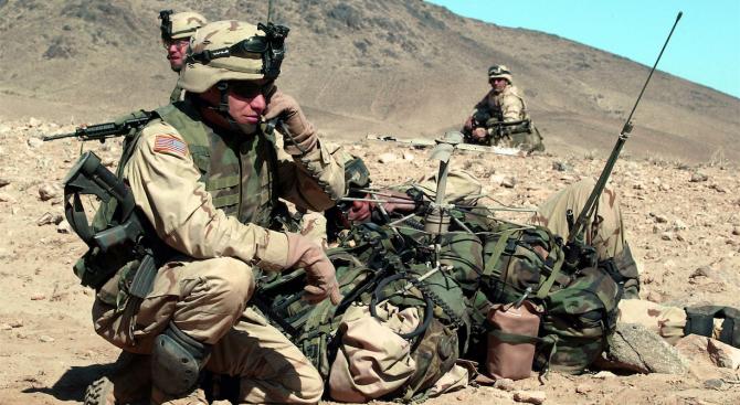 Белият дом съобщи, че около 200 американски войници ще останат