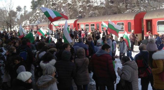 """На 3-ти март """"БДЖ-Пътнически превози"""" ЕООД ще осигури шест допълнителни"""