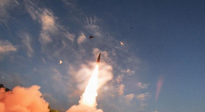 """Русия планира да разработи наземен вариант на ракетата """"Калибър-М"""" с обсег 4500 км"""