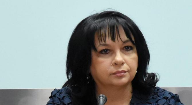 Снимка: Министър Петкова: Близо 84% от Южния газов коридор вече са реализирани