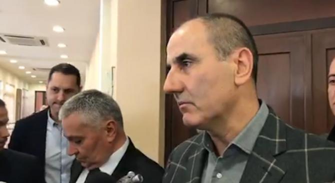 """""""Очакваме ветото на президента за Изборния кодекс, след което ще"""