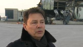 Собственикът на изгорелия цех във Войводиново: Скоро ще възникне проблем заради развалящото се месо