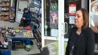 Крадец задигна 200 лв. от магазин в Монтана