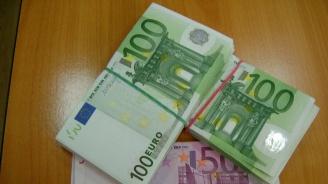 Гранични полицаи и митничари задържаха близо 30 000 недекларирани евро