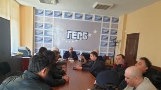 Владислав Николов се срещна с кметовете на малките населени места в община Плевен