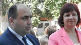 Владислав Николов и Ралица Добрева оглавяват областния и общинския щаб на ГЕРБ