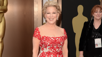 """Бет Мидлър ще пее на """"Оскарите"""""""
