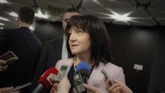 Цвета Караянчева: Ще има нова ЦИК