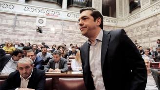 Новото правителство на Ципрас положи клетва