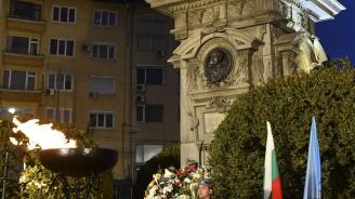 Променя се движението в София заради церемонията пред паметника на Апостола