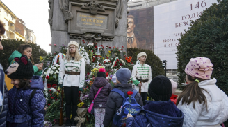 Цяла България отбелязва 146-тата годишнина от обесването на Апостола на свободата