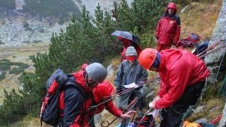 Полицаи и планински спасители издирваха 26-годишен мъж в местността Хайдушки поляни