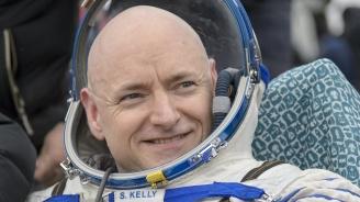 Едногодишният престой на Скот Кели в космоса е активирал прекомерно имунната му система