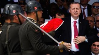 Сирия: Няма да позволим на Реджеп Ердоган възроди Османската империя