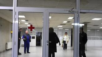 Спешните медици от Горна Оряховица са доволни от охраната си