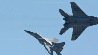 Индия купува от Русия изтребители МиГ-29