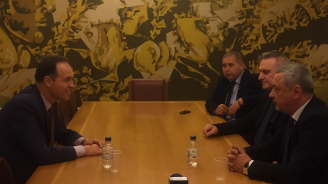 Валери Симеонов постави отново въпроса за българско училище в Одеса