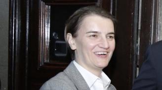 Партньорката на сръбския премиер Ана Бърнабич роди момче