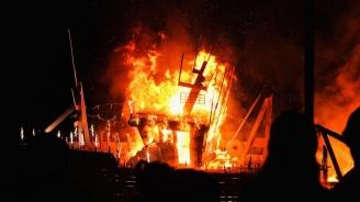Най-малко 70 души загинаха при пожар в Бангладеш