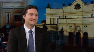 Крум Зарков с коментар за ГЕРБ и ЦИК