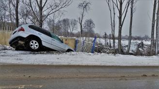 12 ранени в катастрофи само за денонощие