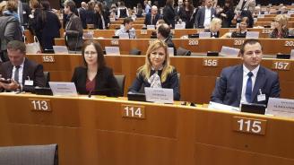 Евгения Ангелова: Икономическите реформи в ЕС носят растеж, но винаги трябва да сме готови за нови предизвикателства