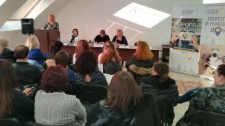 Галя Захариева: Правителството е инвестирало 13 млн. лв. в училища и детски градини в София област