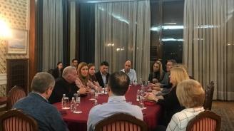 Николина Ангелкова се срещна в Белград с представители на сръбския туристически бизнес