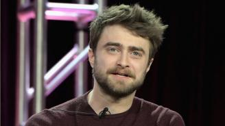 Даниъл Радклиф пиянствал между снимките на филмите за Хари Потър