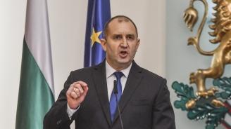 Радев: Решението ми по промените в Изборния кодекс ще е в интерес на обществото