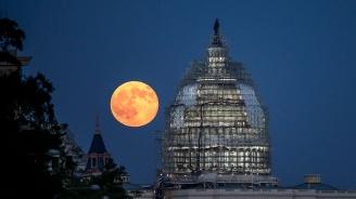 САЩ създават коалиция от държави за усвояване на Луната
