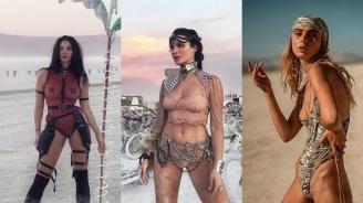 """Фестивалът """"Бърнинг Мен"""" гони моделки, инфлуънсери и свръхбогати сноби"""