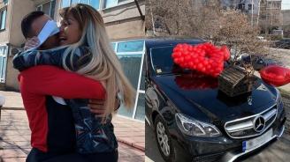 Джулиана Гани получи кола за 130 бона