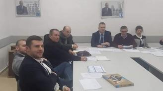 Районният предизборен щаб на ГЕРБ-Младост проведе работна среща