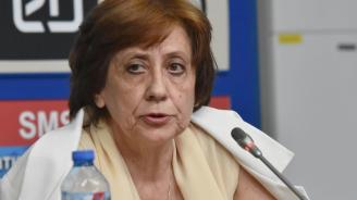 Ренета Инджова: Приемат се закони срещу законността в държавата